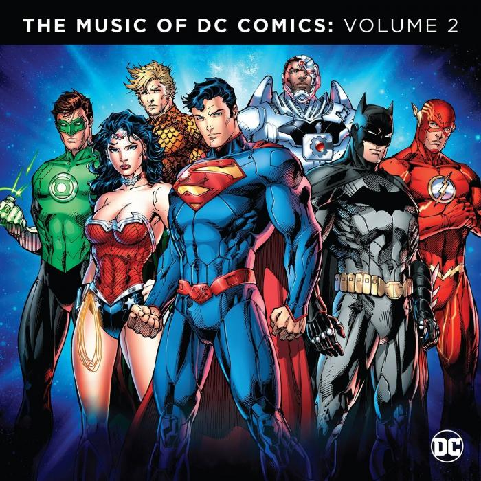 Music of DC Comics Volume 2