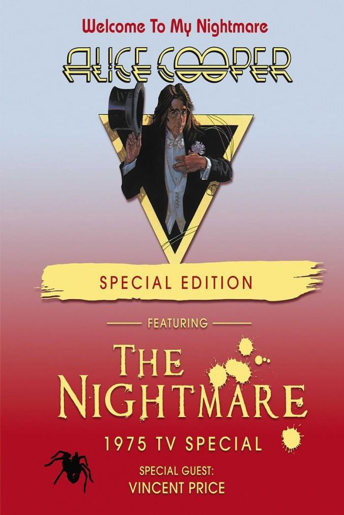 Alice Cooper Nightmare DVD