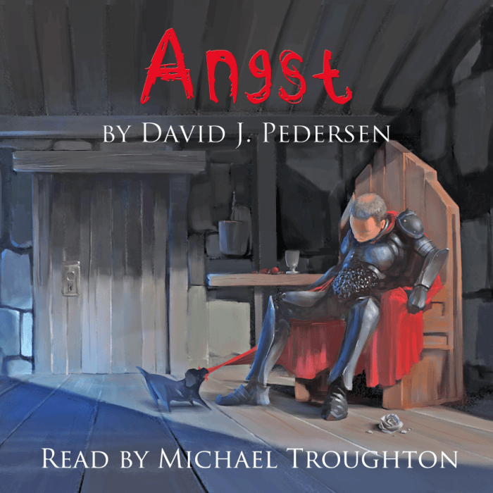 Angst Audiobook Cover