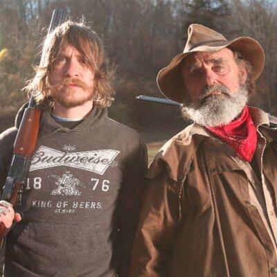 Colt Straub and Trapper