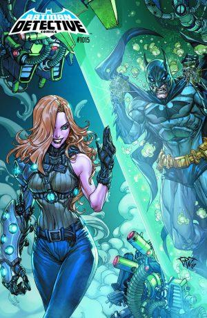 Detective 1015 Mr and Mrs Freeze Year of the Villain