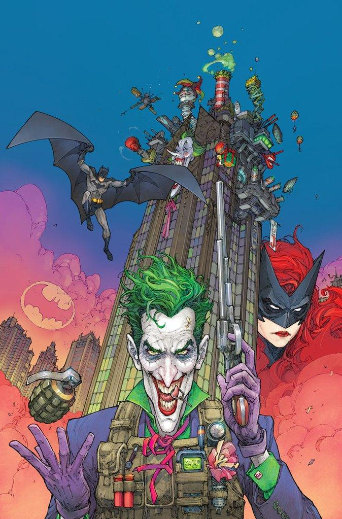 Detective Comics 1027 2020
