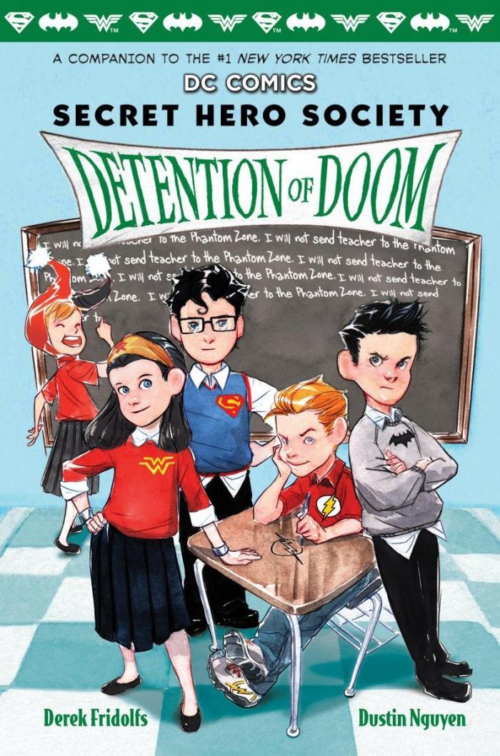 Secret Hero Society Detention of Doom