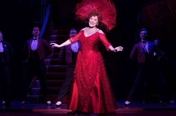 Carolee Carmello in HELLO, DOLLY! 2019 National Tour, photo credit: Fox Theatre Website