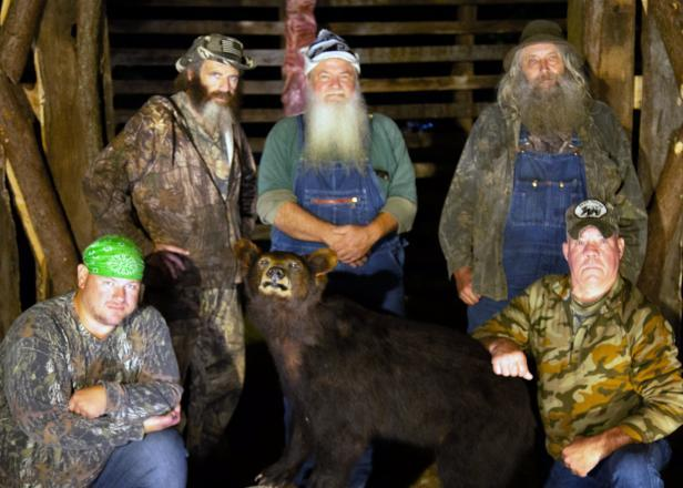 Mountain Monsters Wolves of West Virginia
