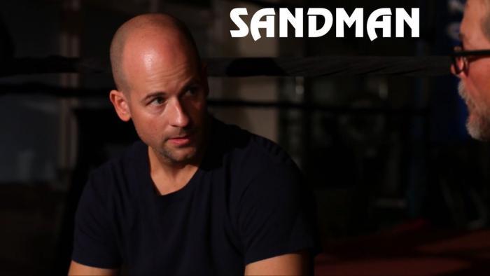 James Quinn Sandman Interview
