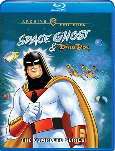 Space Ghost and Dino Boy Complete Collection