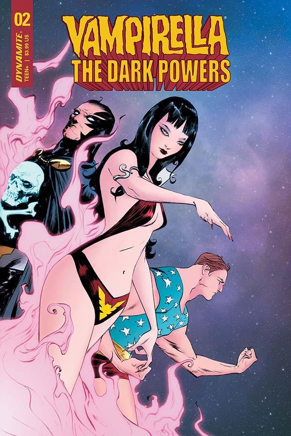 Vampirella: The Dark Powers #2