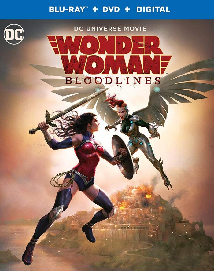 Wonder Woman Bloodlines