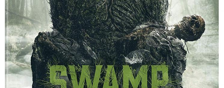 Swamp Thing Complete Series 2019