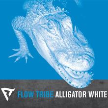 "Flow Tribe, ""Alligator White"""