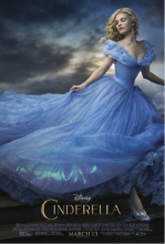 Disney Cinderella 2015 Movie Poster Giveaway Critical Blast Sweepstakes Contest