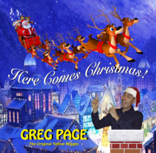 Greg Page Wiggles Here Comes Christmas Music Dennis Russo Review Critical Blast