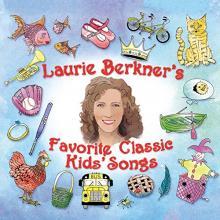 Laurie Berkner Classic Kids Songs Dennis Russo Critical Blast