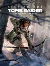 Rise Tomb Raider Art Book Titan Lara Croft Critical Blast