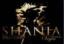 Shania Twain Still The One Live From Vegas DVD