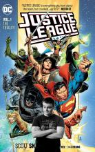 Scott Snyder Justice League Best Writer 2019