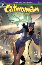 Catwoman 80th Annivesary 100 Page Super Spectacular Adam Hughes cover