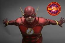Kirk Disla as The Flash