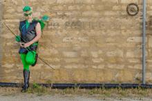 Critical Blast Bombshell August 2017 - Green Arrow