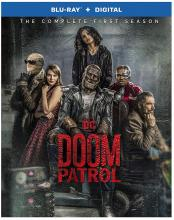Doom Patrol Season One BD
