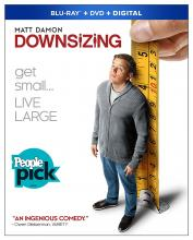 Downsizing Home Video Release