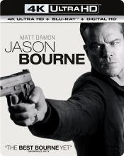Jason Bourne 4K