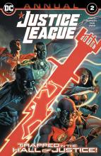 Justice League Annual 2