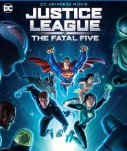 Justice League vs Fatal Five