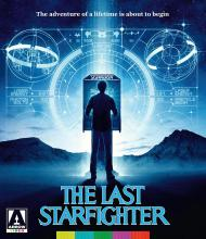 The Last Starfighter on Blu-ray from Arrow