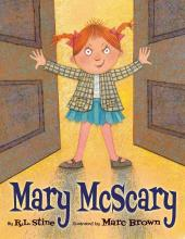 Mary McScary by R.L. Stine and Marc Brown