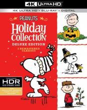 Peanuts Holiday 4K