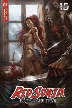 Red Sonja Birth of the She-Devil 2