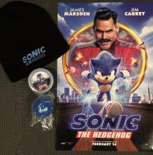 Sonic Prize Pack