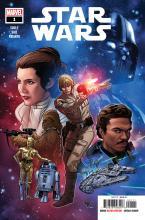 Marvel Comics Star Wars #1 2020
