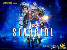 Stargirl 2020 on the CW