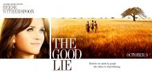 """The Good Lie"" starts 10/03/14."