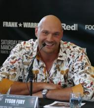 Tyson Fury Returns!