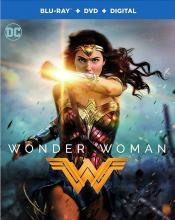 Wonder Woman on Blu-ray