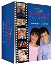 Wonder Years Complete Series on DVD