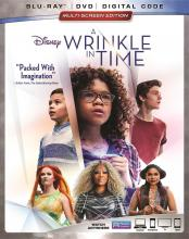 A Wrinkle in Time Blu-ray