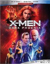 X-Men Dark Phoenix BD