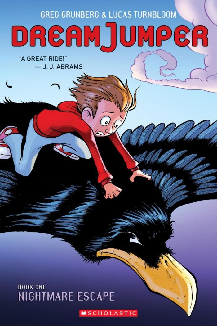 Dream Jumper by Greg Grunberg and Lucas Tumbloom