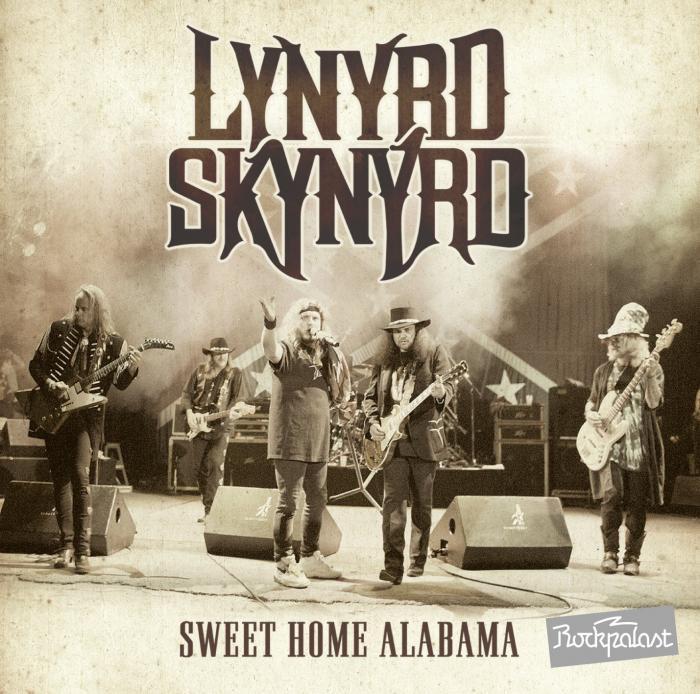 Lynyrd Skynyrd Rockpalast double album Dennis Russo Critical Blast