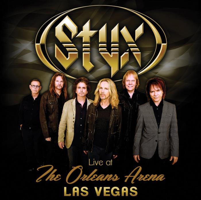 Styx Live Orleans Arena Las Vegas Eagle Rock Entertainment