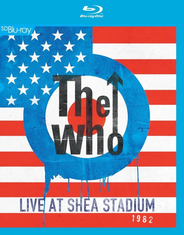 The Who Shea Stadium 1982 DVD
