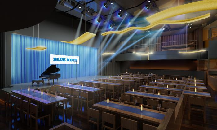 Blue Note Outrigger Resorts Music Theater Waikiki Critical Blast