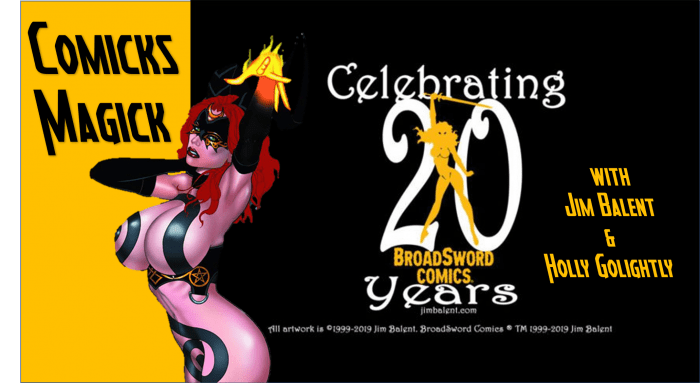 Broadsword 20th