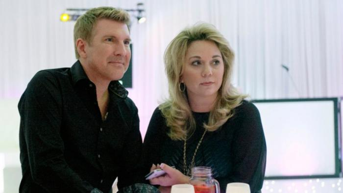 Todd and Julie Chrisley - Indicted