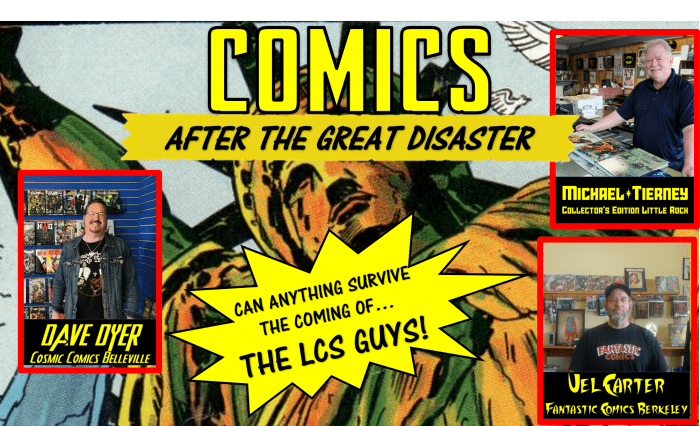 After the Great Disaster